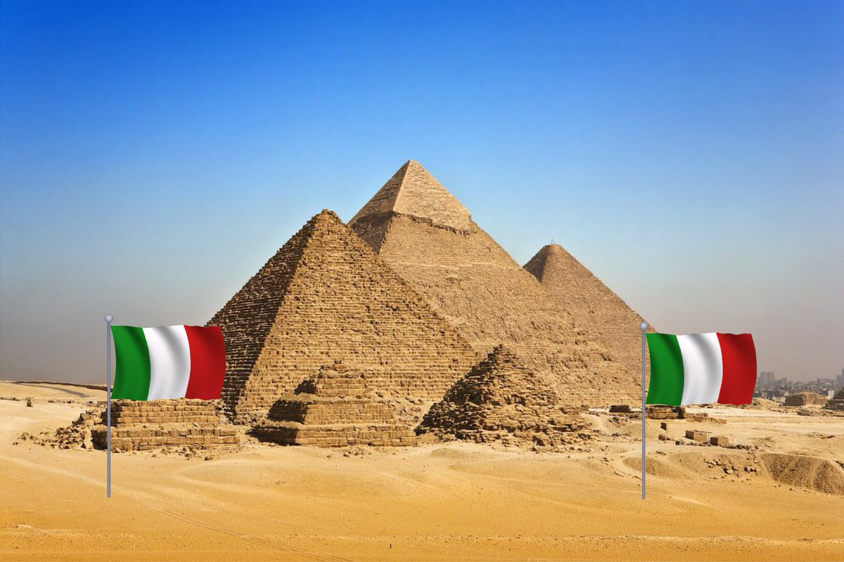 OMG THE TRIANGLE ANN MARIE WAS MAKING ALL THE TIME WAS A REFERENCE TO THE PYRAMIDS OF ITALY.GUYS... SERIOUS PROOF JUST KEEPS PILING UP