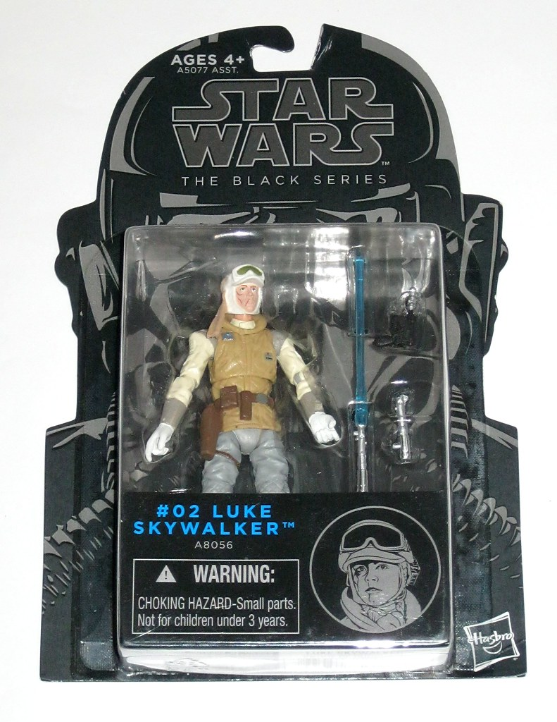 Luke SkyWalker #02 Star Wars VII Black Series 10cm  #Sevende #LukeSkywalker #StarWars #TheBlackSeries #Luke #Skywalker #LaGuerraDeLasGalaxias #ElDespertarDeLaFuerza #EpisodioVII #Hasbro #Disney #FiguraDeAccion #FiguraDeColeccion #FigurasDeAccion #FigurasDeColeccion #Coleccionable https://t.co/3ropdup9JV