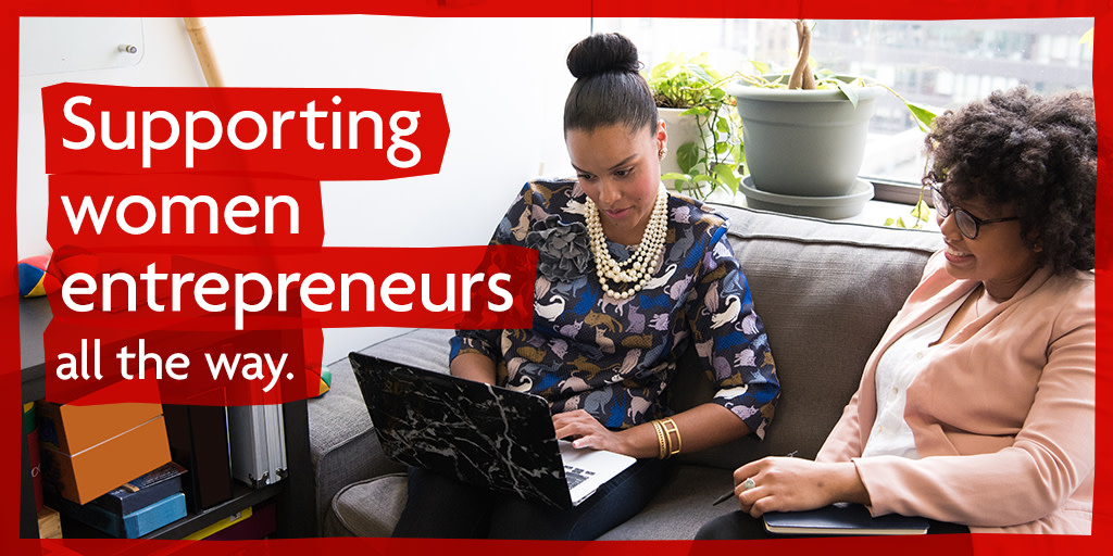 Our Unity Women Entrepreneurs Program gives you access to up to $150K with no payments/interest for the first six months, plus invaluable free business support and education through Women's Enterprise Centre: https://t.co/ZzmkR6Jj8V. #womenentrepreneurs #womenowned https://t.co/1TDY4j2vj0