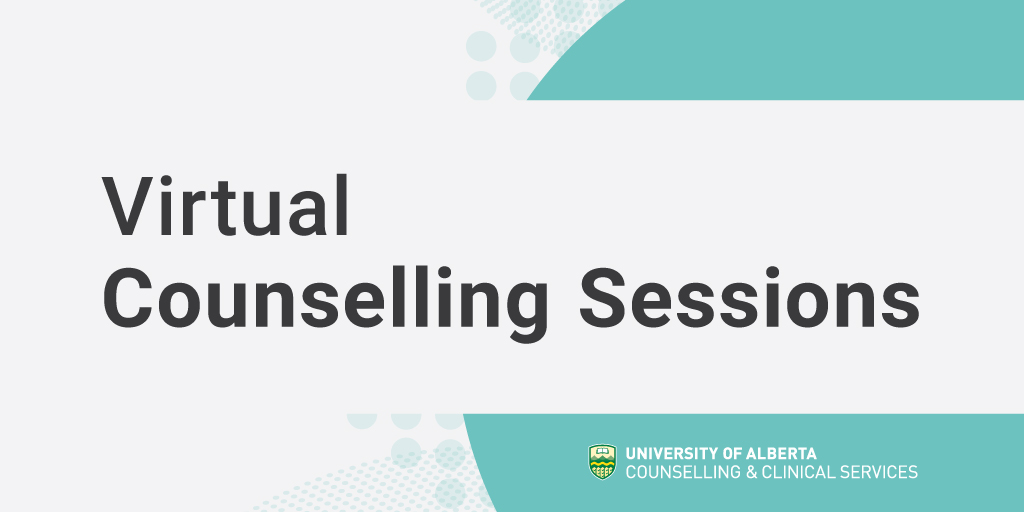 Need someone to talk to? The staff at Counselling & Clinical Services are here to help you - whether or not you're participating in remote learning this summer. Call 780-492-5202 to book a virtual, single session appointment and get the mental health support you need. https://t.co/UhOfgj30D2