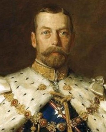 #22June_1911 King George V crowned King of the United Kingdom of Great Britain and Ireland, Canada, Australia, South Africa, New Zealand, and all his realms and territories beyond the sea, and Emperor of India, from #6May 1910 until his death #3June 1936. https://t.co/Owuzr7EB3s