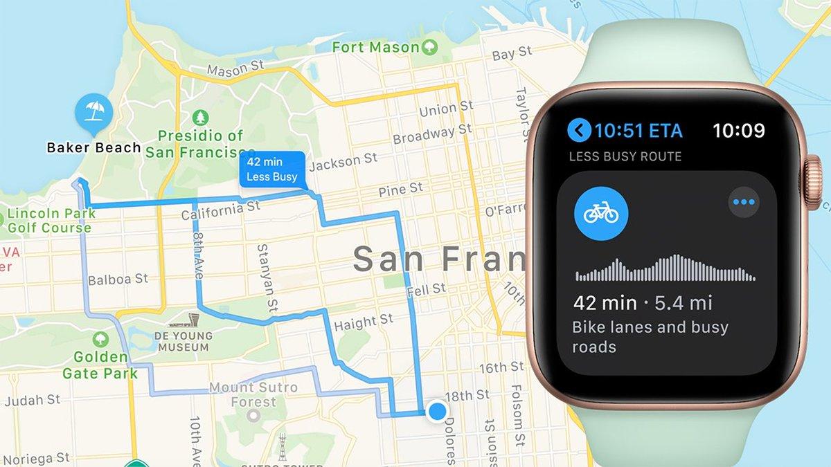 On s'y voit bien là à SF en vélo. Avec les bonnes adresses de @ppgarcia75 et @Melinda_DS évidemment #WWDC2020 #Apple https://t.co/KvZPOYYXvW
