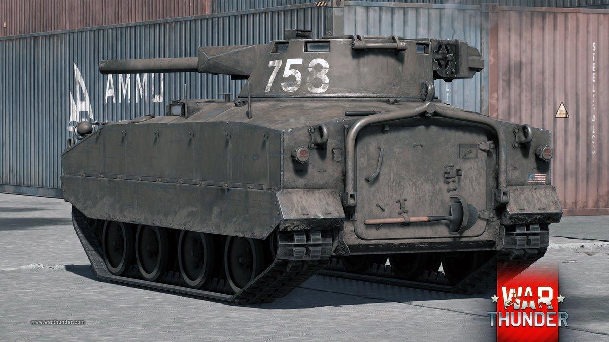 Im Juni vor 63 Jahren erschien der T114 BAT zum ersten Mal. Es handelte sich um einen Prototyp eines Panzerzerstörers auf der Basis des AFV #M114, der mit einer selbstladenden, rückstoßfreien 106-mm-Kanone ausgestattet war. Die Testergebnisse waren aber unbefriedigend. https://t.co/GUyoqmzbc1
