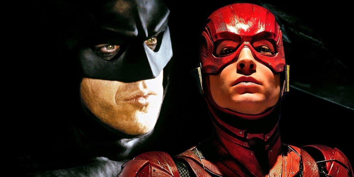 BREAKING: Michael Keaton Reprising Role Of Batman In The Flash Movie https://t.co/7KEtq9RAlP https://t.co/ncXZsyYWxR