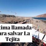 La defensa de La Tejita representa el sentir de la mayoría de la población canaria, harta de la sobreexplotación del territorio y un turismo depredador.  No es el modelo turístico que queremos. Estamos a tiempo de impulsar un modelo sostenible y respetuoso con el medio ambiente.