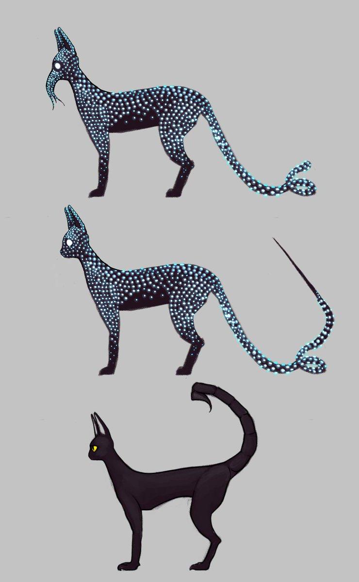 some more creature concepts