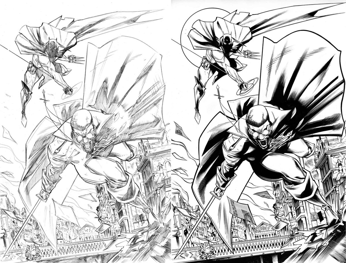 Marc Deering On Twitter Everyone Remember A Few Months Ago When Marveldccrossoverart Dcmarvelcrossoverart Was A Thing Well Ciantormey And I Came Up With A Victorian Bros Tale Batman Gotham By Gaslight