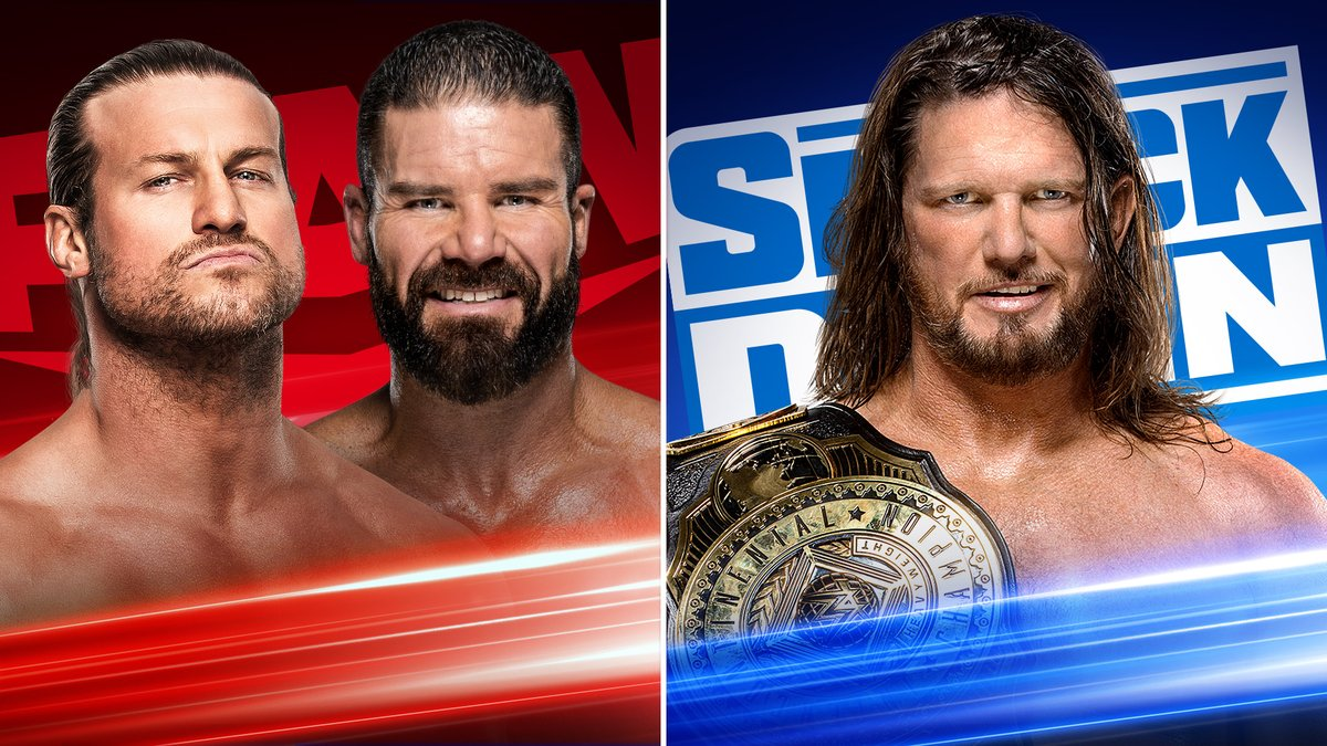 WWE SmackDown Superstars Moved To RAW