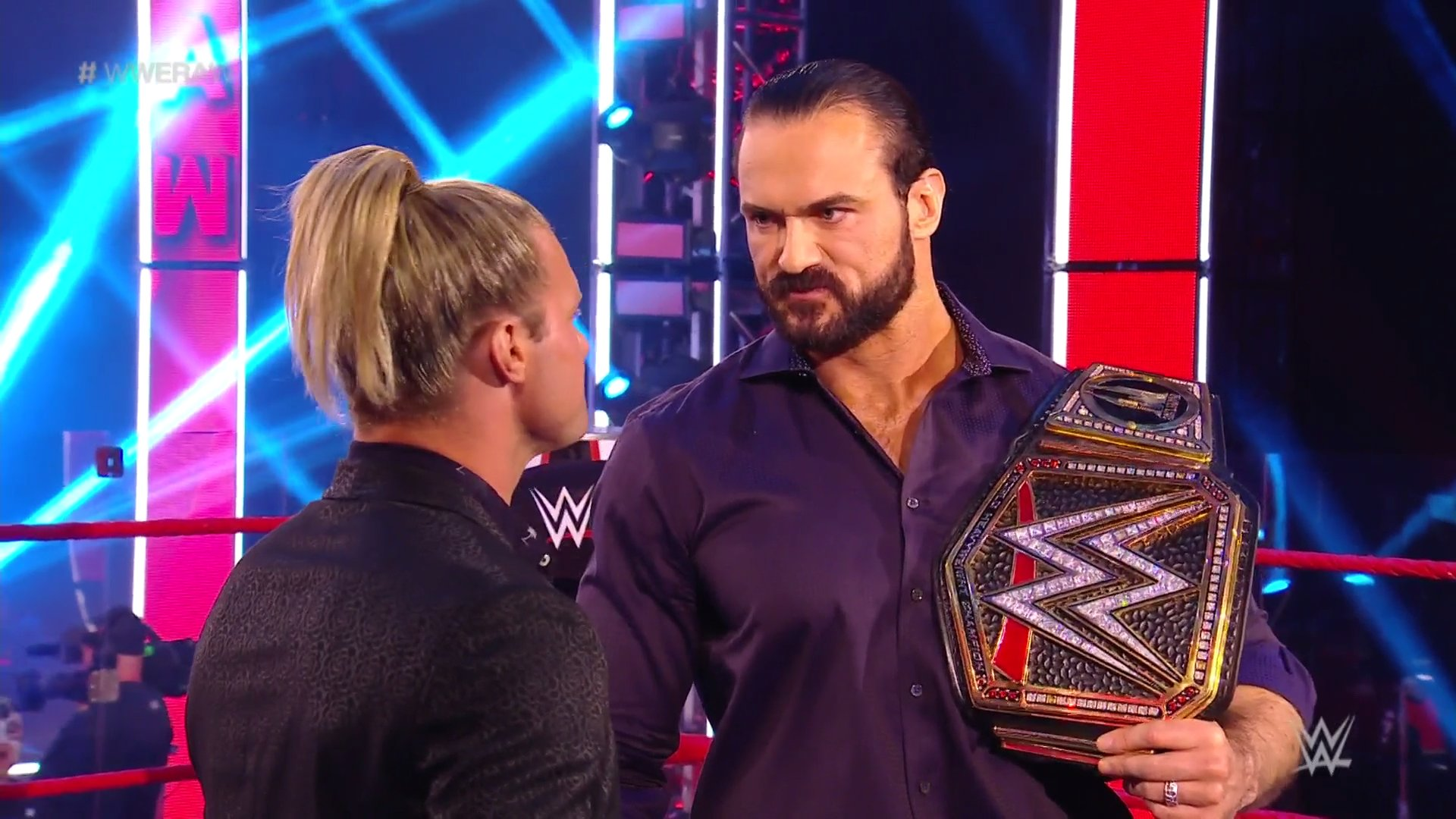 Drew McIntyre Vs Dolph Ziggler WWE Title Match Set For Extreme Rules 2020 2