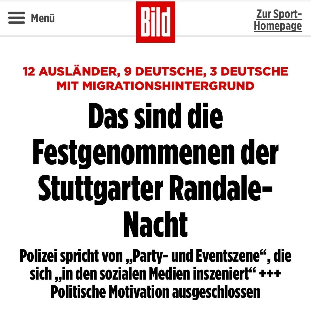 """Wie die BILD """"Deutsche zweiter Klasse"""" erschafft"""