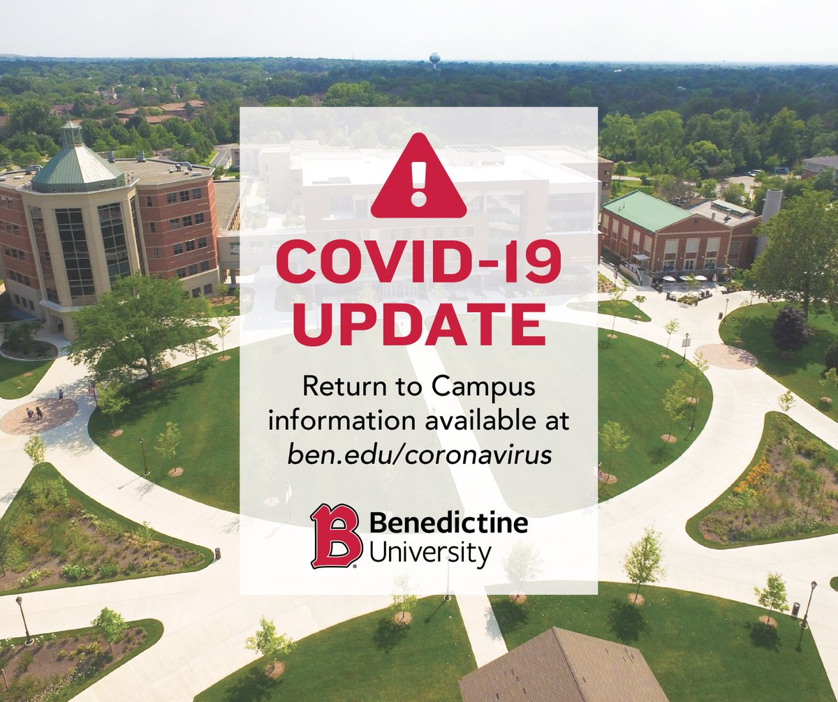 We're ready to return, BenU! Get all the info. on the return to campus for Fall 2020 here-> https://t.co/ha1yh6JtHn https://t.co/QKtKU6rHgD