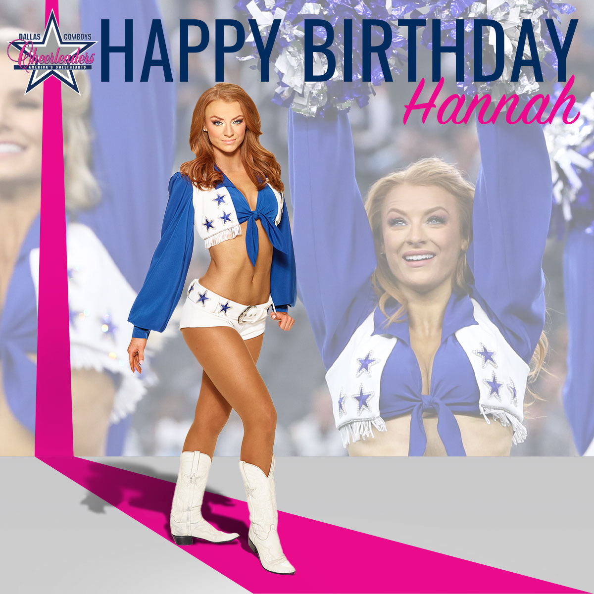 Happy birthday to @DCC_HannahA! We hope you have a great day and an even better year! Celebrate with Hannah by leaving her birthday wishes in the comments below. 🎉🎁🎈 https://t.co/1JUIIoMALP