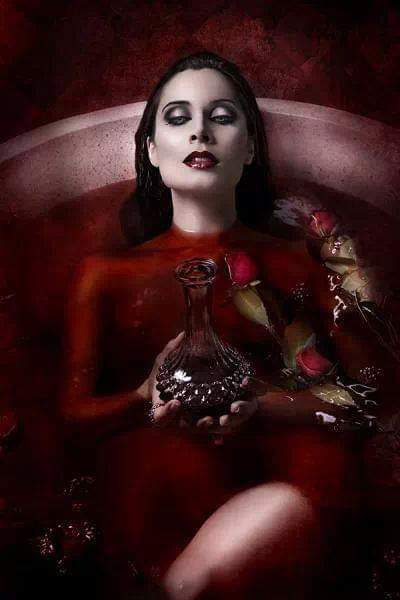 vampire countess who bathed in blood - 600×900