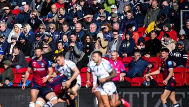 Premiership clubs are hopeful that any change in social distancing measures and the opening-up of the hospitality industry may lead to fans being present when rugby union restarts.  👉 https://t.co/UZn2na5CE4 #bbcrugby https://t.co/ZRN4Yp6DdO