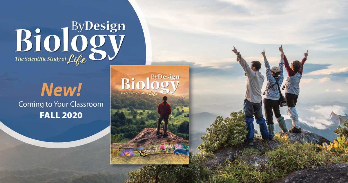 Although ByDesign Biology is developed in collaboration with @AdventistEdu  its nonsectarian focus makes it a perfect fit for ANY Christian, faith-based, traditional or nontraditional classroom! To learn more, read our latest #blog @ https://t.co/Q2DlcHwTvp https://t.co/tT6IfC71Ba