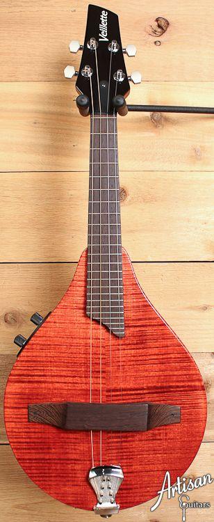 Veillette 4 string mandolin ukulele