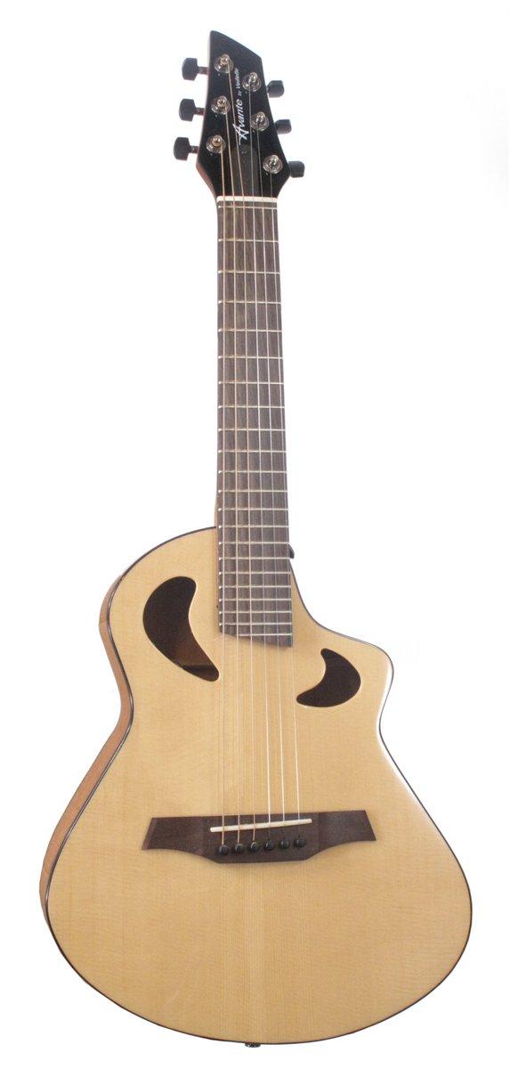 Veillette avanti Guitalele 6 string guitar ukulele