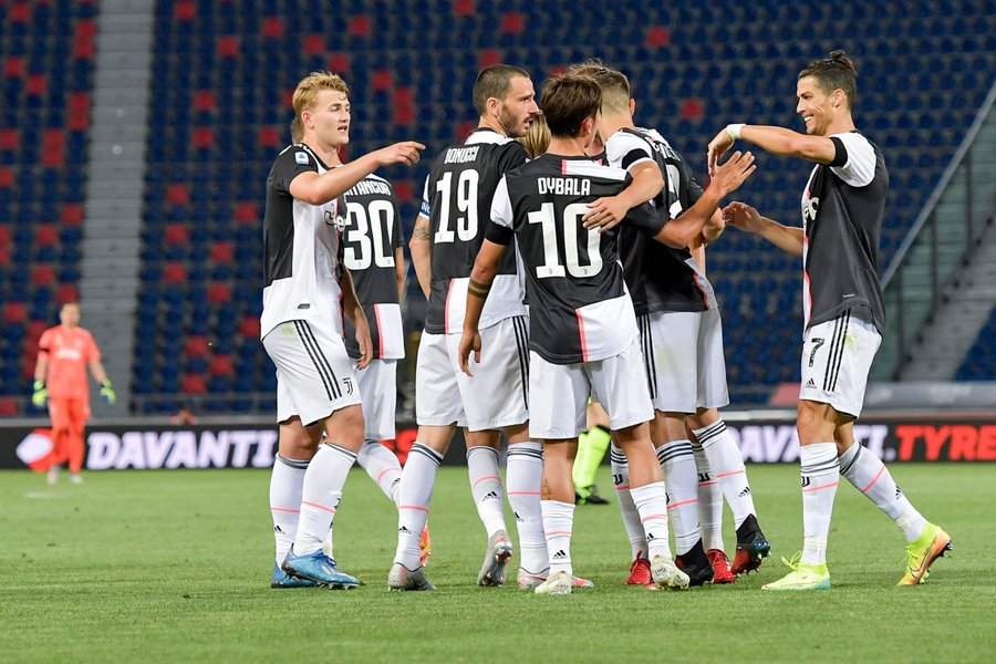 Xem lại Bologna vs Juventus, Serie A – 23/06/2020