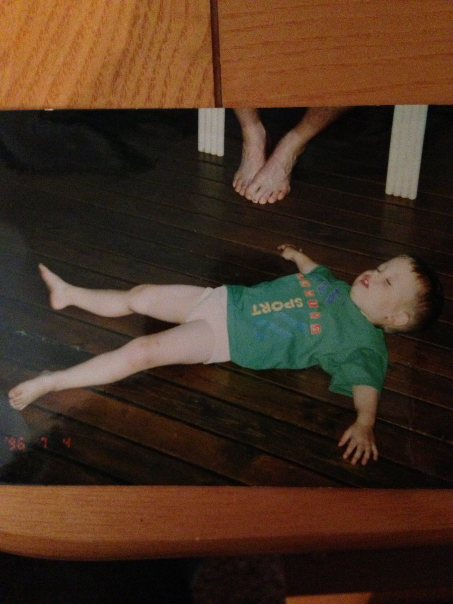 reply w/ a baby pic that exudes the energy you have now