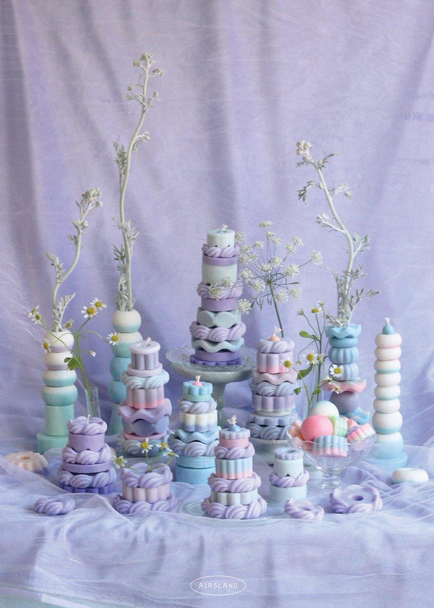 airsland sweets 💜 https://t.co/10uKIKPT1V