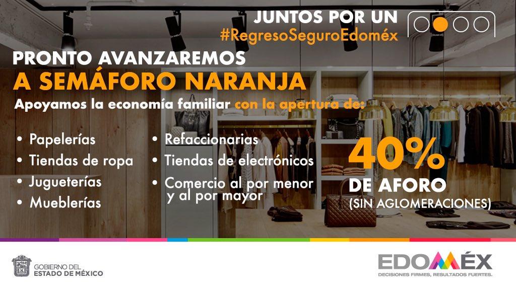 RT @alfredodelmazo: Juntos por un #RegresoSeguroEdoméx. https://t.co/qOM0qEtOSO