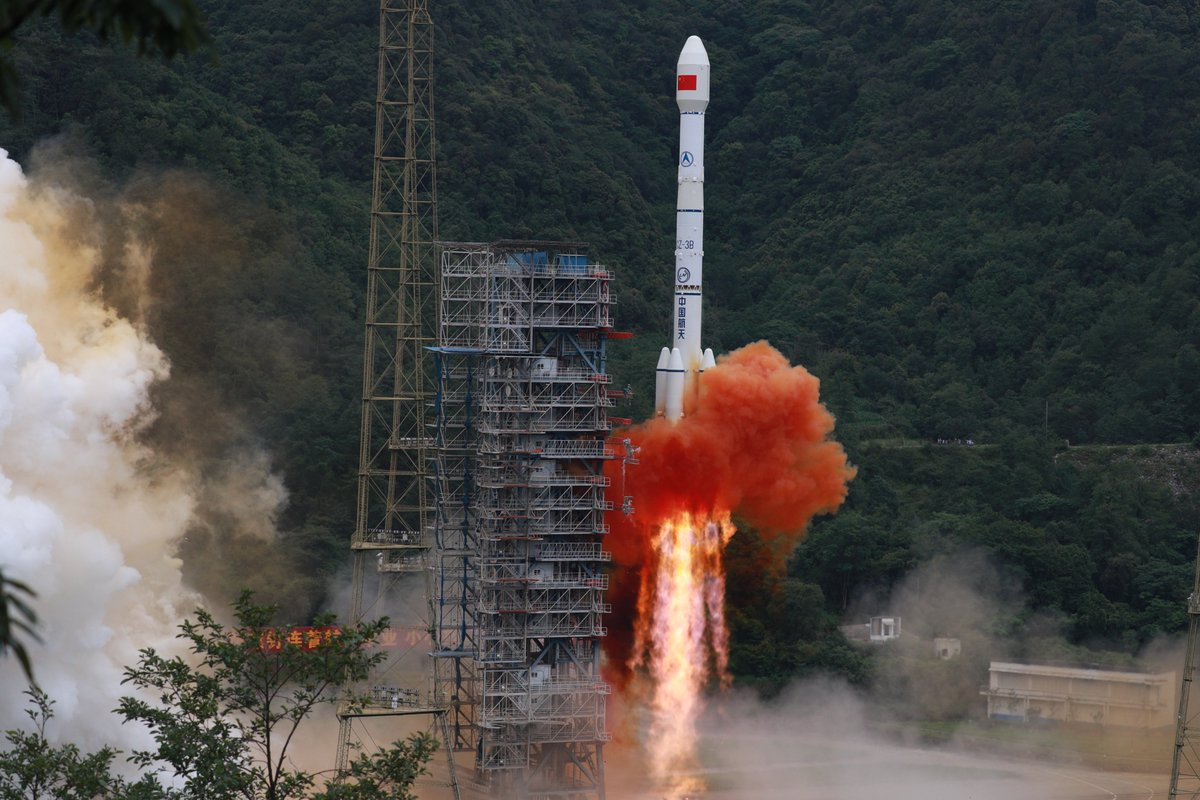China successfully sent final satellite for indigeous #BeiDou system into planned orbit, marking the completion of the global network of its largest space-based project. https://t.co/Z5VK9Nb76t