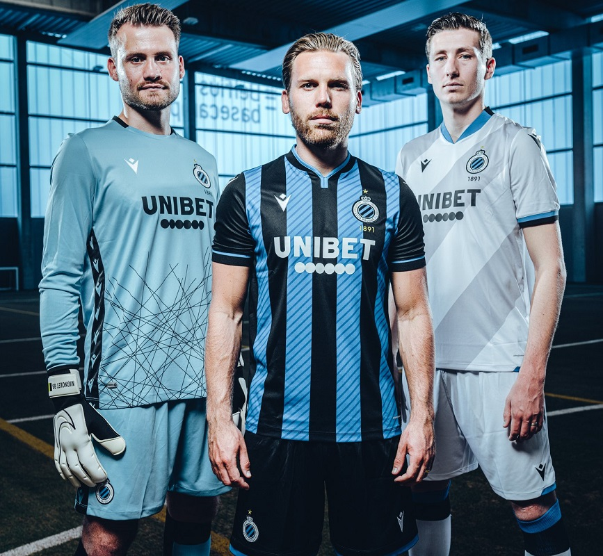 Football Fashion On Twitter Club Brugge 2020 21 Macron Home And Away Kits Https T Co 9ua1393y9t Clubbrugge Macron Wearebruges Bluvngoan Nosweatnoglory Macronsports Https T Co J7esibk7xg