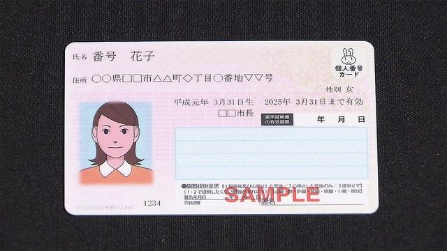 政府がマイナンバーカードとスマホなどの一体化することを検討!