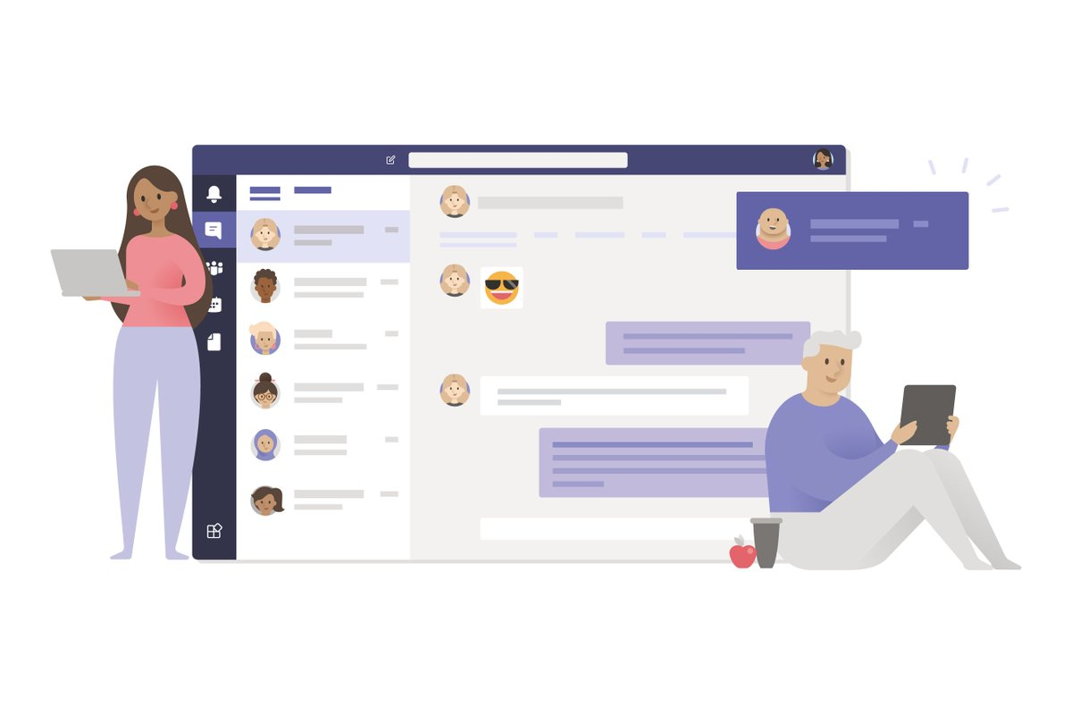 Microsoft Teams now available for personal use as Microsoft targets friends and families