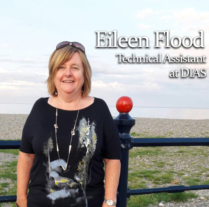 test Twitter Media - What DIAS means to me? We asked some of our staff, on the occasion of the 80th Anniversary of the founding of DIAS, what the institute means to them personally. First up we have Eileen ( @EileenFloodRyan ) from our School of Cosmic Physics, Astronomy & Astrophysics section. https://t.co/HiQyQVo9uF