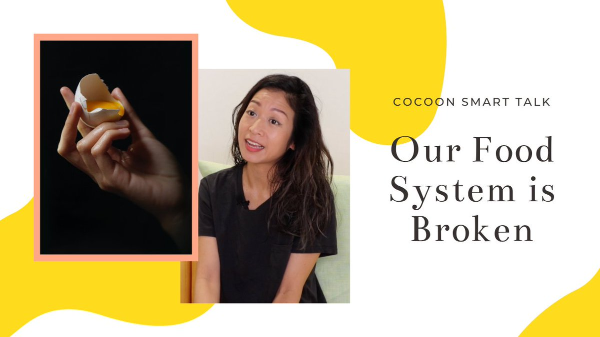 Our food system is fundamentally broken. Find out how with Peggy Chan, Founder of Grassroots Initiatives Consultancy as she unpacks this and what we can do about it.   https://t.co/Lx5neN033K  #sustainable #food #hkcocoon #smarttalk https://t.co/3BdCPkbrY7