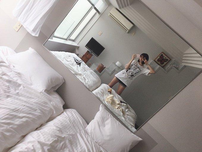 グラビアアイドル美東澪のTwitter自撮りエロ画像41