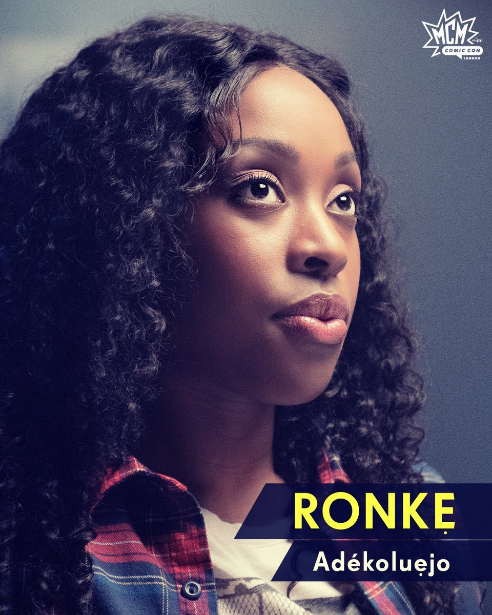 Tuesday tribute goes to the amazing actress @Ronkeee who plays Jack Starbright in @AlexRiderTV. We are not worthy!
