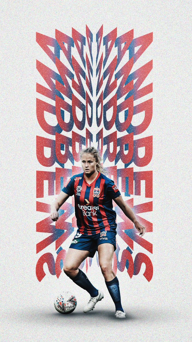 Some #WallpaperWednesday action thanks to Tara Andrews and @NewcastleJetsFC ✈️  View and screenshot MORE on our Instagram channel! 📲  #WLeague https://t.co/auuFdtl460