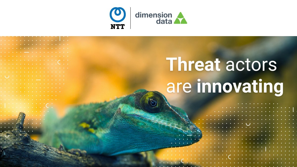 Attacks on government organisations have nearly doubled.  Read more on this in our 2020 Global Threat Intelligence Report (GTIR). Download the report here: https://t.co/PWkcc9o4wB  #GTIR2020 #Cybersecurity https://t.co/5ilpQBTYpr