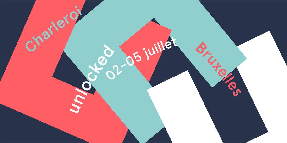 👉🏼 UNLOCKED 👟👟 du 2 au 5 juillet à Charleroi & Bruxelles !  #refresh #openthedoors #getout #danse #charleroidanse #bruxellesdanse https://t.co/uZKhukYGL5 😉@mary_donkey https://t.co/dZqkQKVjtO