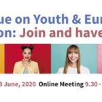 The dialogue on #youth & #cooperation is starting very soon!  The event will gather 100+ young people & cooperation experts to debate on how to best shape the future of #Interreg30 & #CooperationMatters in 🇪🇺: a great example of participatory policy-making https://t.co/Rl3l5S4Ldp