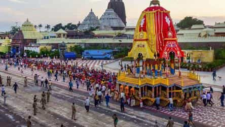 My greetings and best wishes on the auspicious occasion of #RathYatra. May Lord Jagannath bless everyone with health, peace and prosperity. #JaiJagannath #RathYatra2020 #RathaJatra