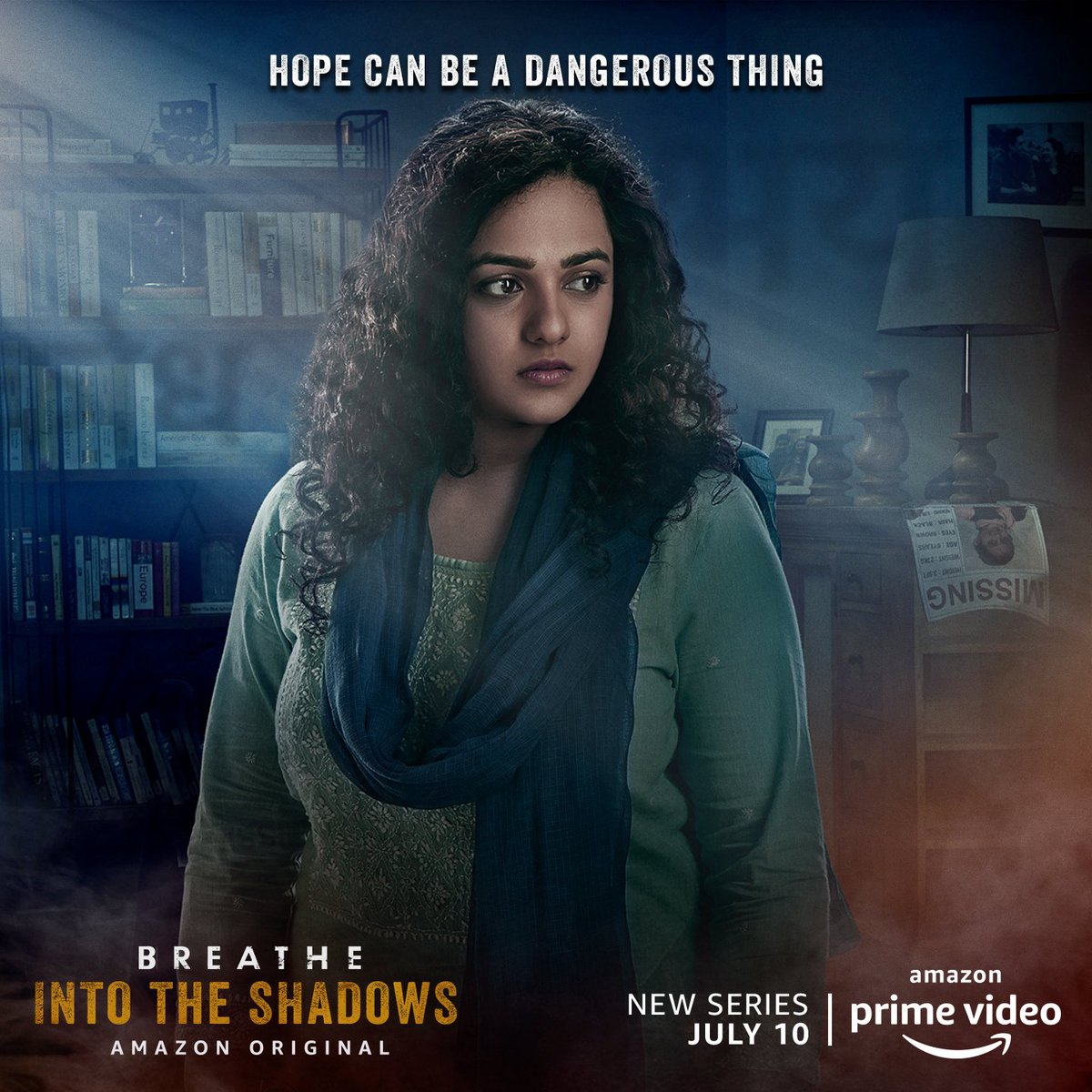 Mumma wont give up, Siya...She will find you. #BreatheIntoTheShadows Trailer Out, July 1 @PrimeVideoIN @BreatheAmazon