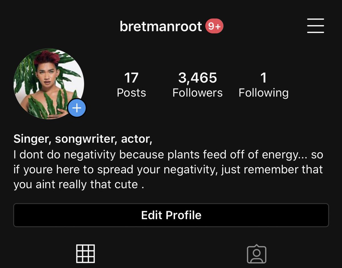 Follow my plant page if you're bored @BretmanRoot 🌱 https://t.co/amvruiSmxM