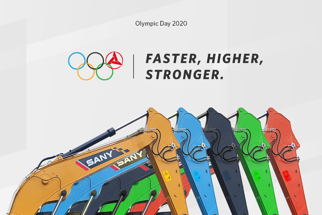 Together, we can be better. #Sanywithyou #OlympicDay2020 https://t.co/yqFd3oR7Eu