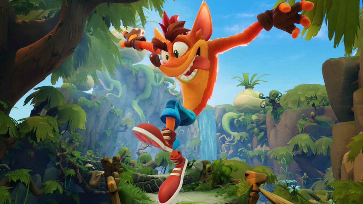 Available to pre-order now -  #CrashBandicoot4 arrives in October and it's about time! https://t.co/gYYkaccxrf