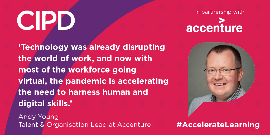 Learning must be accessible, agile and flexible. Andy Young from @AccentureUK explores how UK organisations needed to evolve the way they deliver learning before the #Coronavirus pandemic and how we need it now more than even ➡️ https://t.co/dXcOLfve3S #AccelerateLearning https://t.co/gPw2CXXxdl