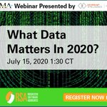 Image for the Tweet beginning: @IPMAHQ webinar: What Data Matters