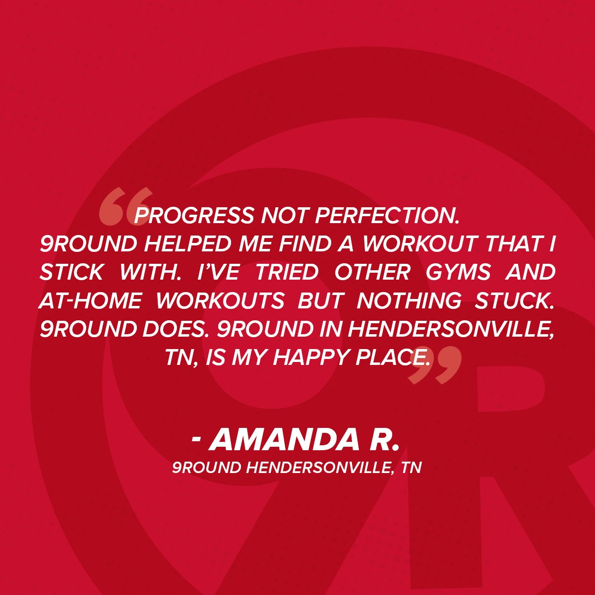 Reply with a 😀 if 9Round is your happy place too!  Bonus points if you include a sweaty selfie. 😉  #9RoundNOW #9RoundNation #9RoundFitness #Workout #Fitness #HealthAndFitness #Fitspo #Motivation https://t.co/MvAac0A9sk