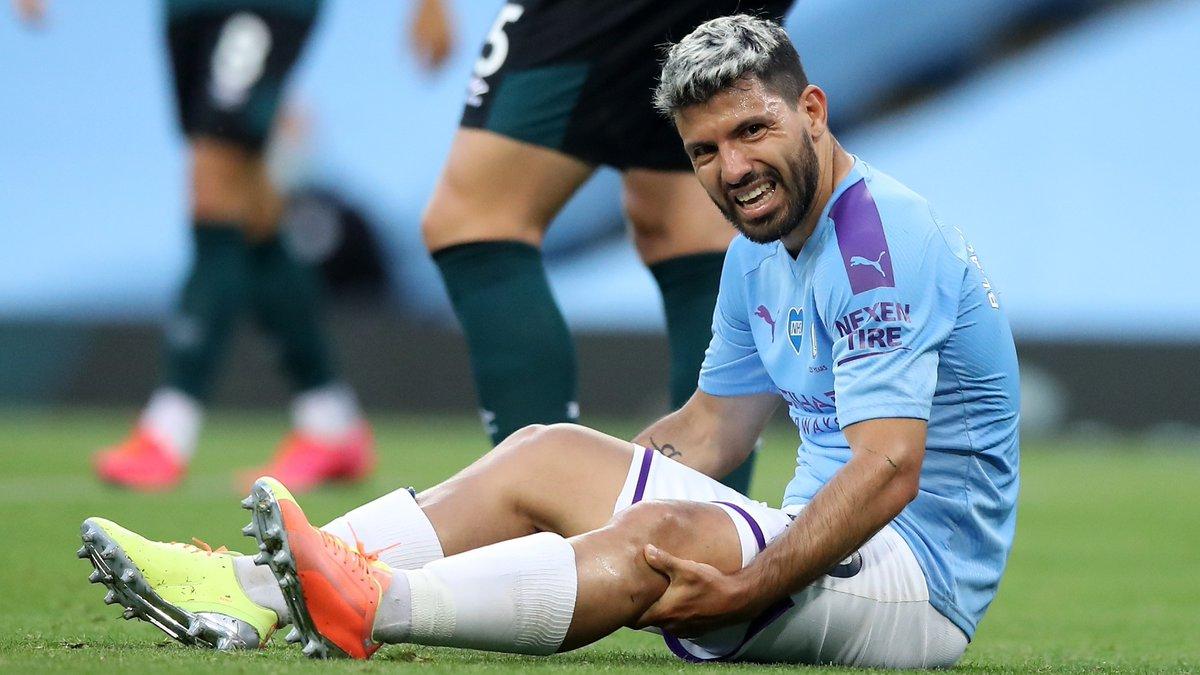 Aguero Injury Leaves City Exposed