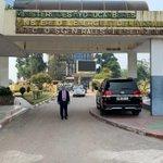 Image for the Tweet beginning: Meetings underway in Brazzaville, Republic