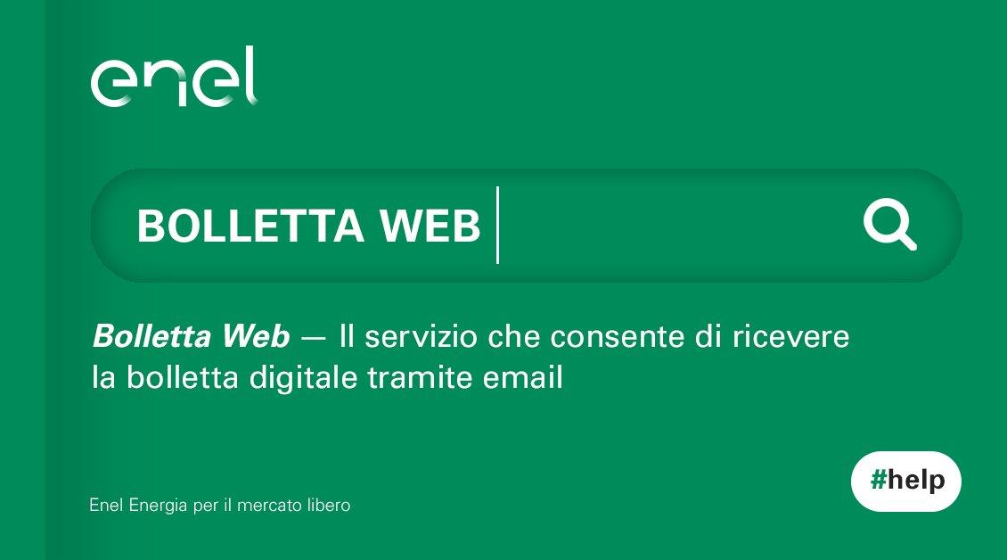 Scegliere la Bolletta Web significa scegliere una soluzione sostenibile, gratuita, pratica e veloce che ti consente di avere tutte le tue bollette a portata di click. Scopri di più: https://t.co/wJiZ9WmlAf https://t.co/vtBS9xJClW