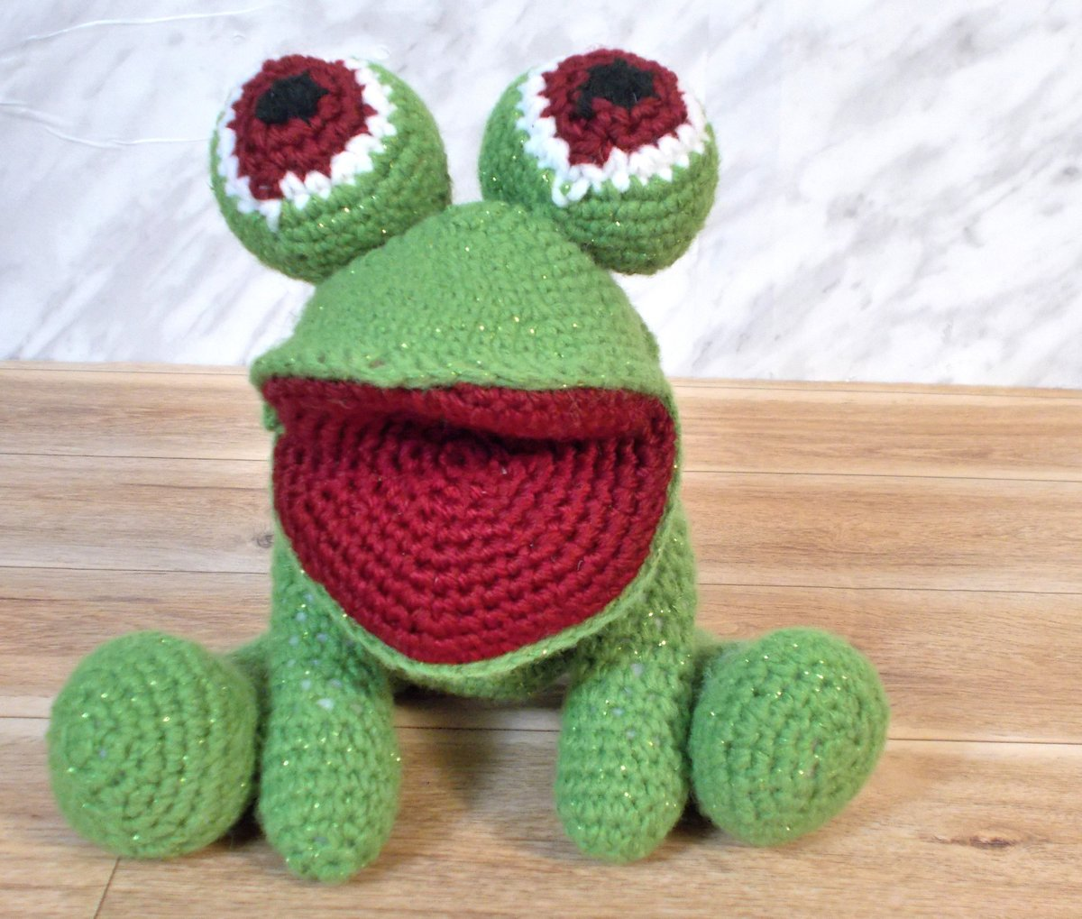 MADE to ORDER - Amigurumi Frog - crochet frog prince amigurumi ... | 1019x1200
