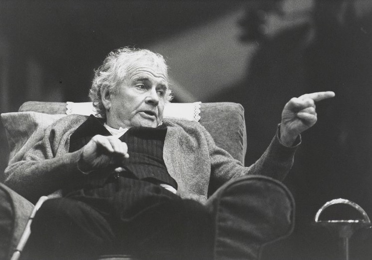 Remembering the brilliant Sir Ian Holm who sadly passed last Friday. Sir Ian performed at the Gate Theatre in The Pinter Festival in 1994 and in The Homecoming by Harold Pinter in 2001. May he Rest In Peace.